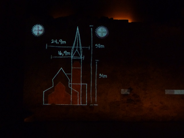 Multivisionsshow im Schauraum Erasmuskapelle in Kempten