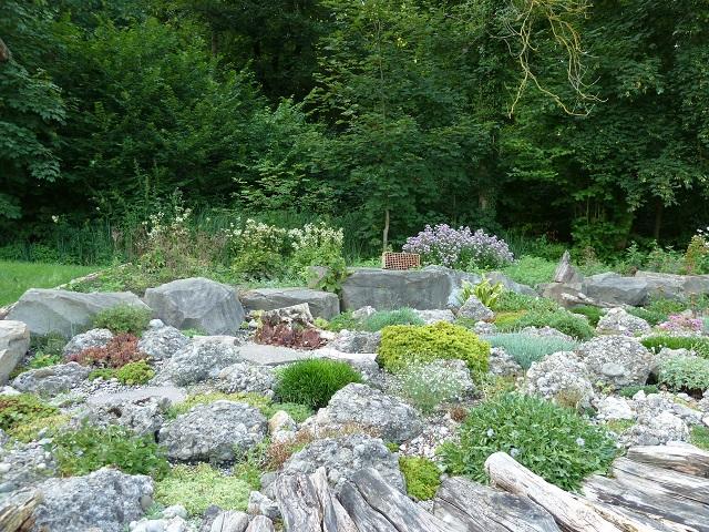 Naturlehrgarten Mindelheim - Alpengarten