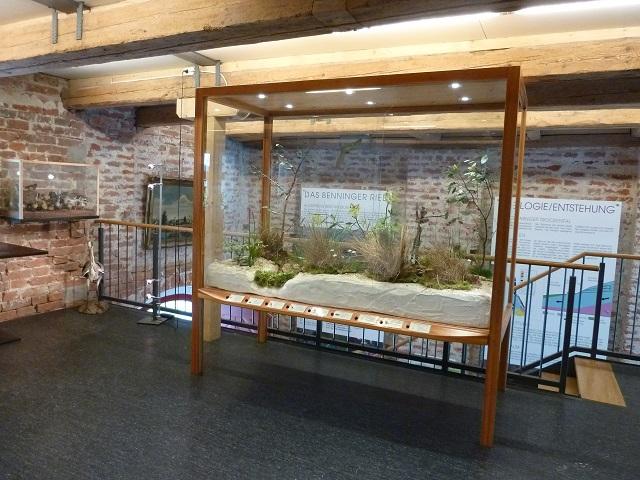 Riedmuseum innen