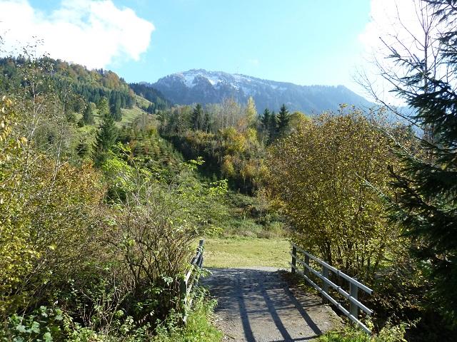 Abenteuer Galetschbach - Grüntenblick