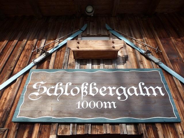 an der Schlossbergalm bei Pfronten