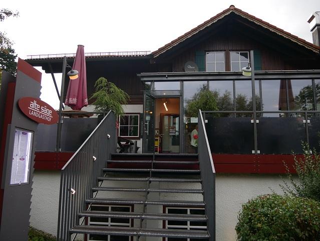 Landgasthof Alte Säge in Ermengerst bei Kempten