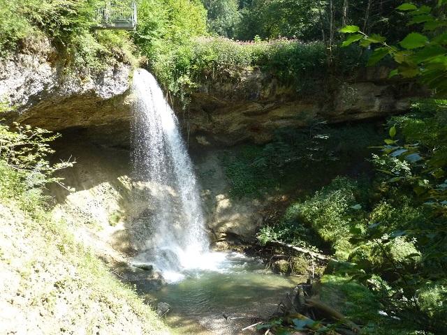 Wasserfall Scheidegg