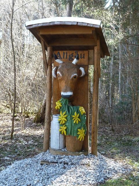 Willkommen am Naturerlebnispfad Görisried