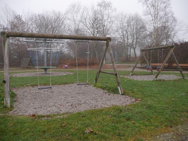 Bad Wörishofen - der Spielplatz am Ostpark