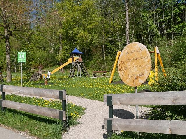 Spiel- und Duftgarten Mittelberg