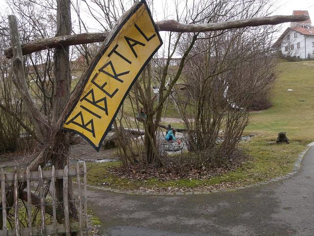 Spielplatz Bibertal in Wiggensbach