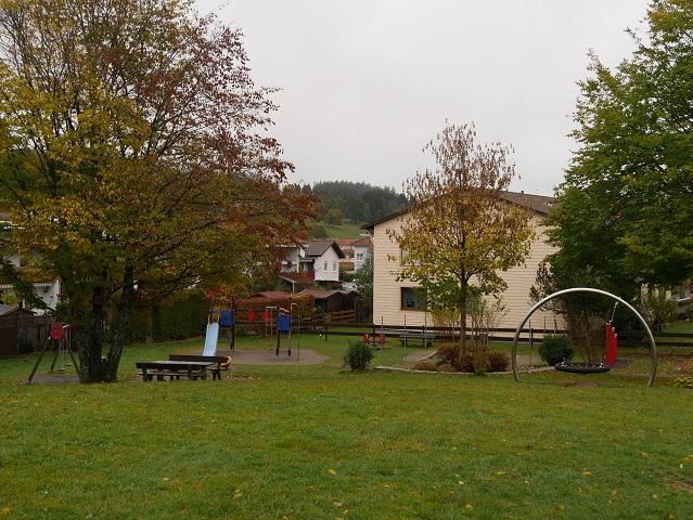 Spielplatz Lauenbühlstraße in Lindenberg