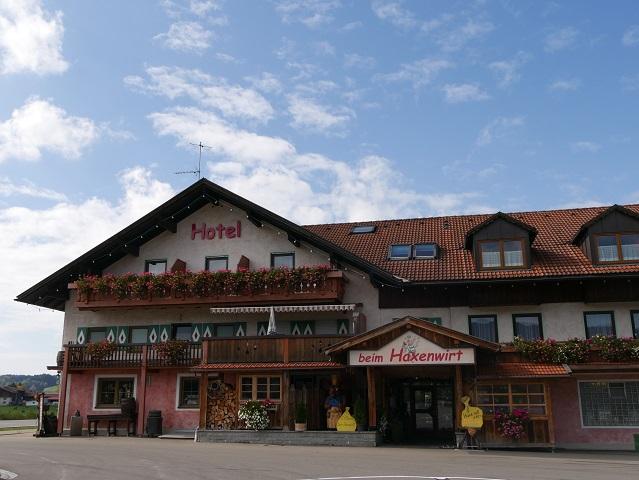 Wirtschaft beim Haxnwirt in Thanners bei Immenstadt