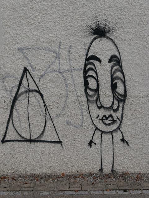 Graffitto aus Obergünzburg