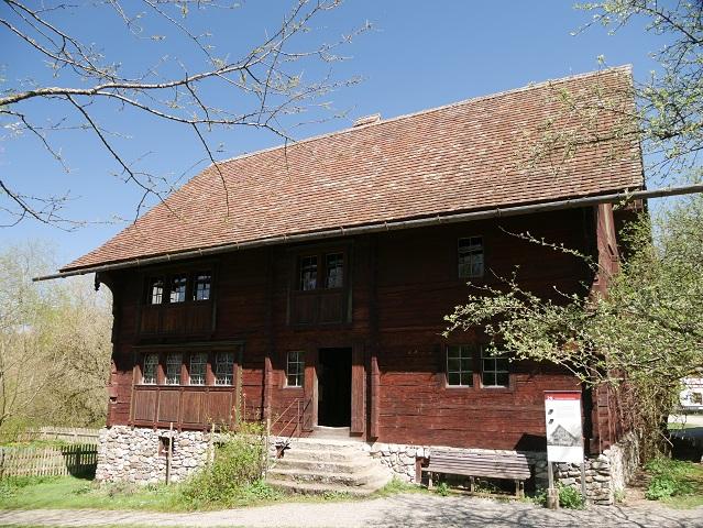 Das Haus Füssinger im Bauernhaus Museum Wolfegg