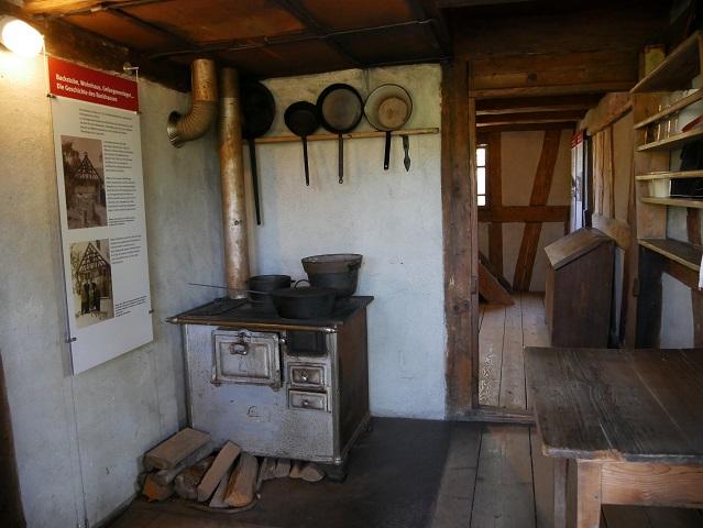 im Backhaus im Bauernhaus Museum Wolfegg