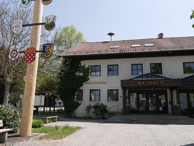 Rathaus in Sulzberg