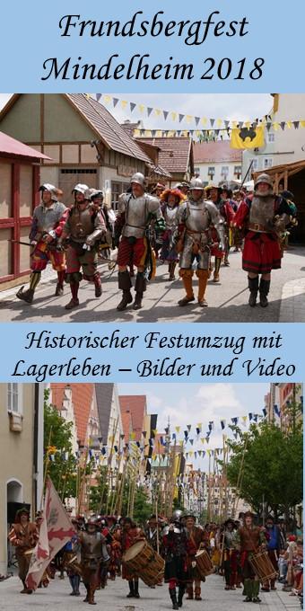 Frundsbergfest Mindelheim 2018