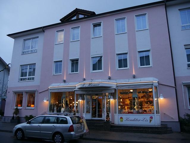 Café Greinwald in Marktoberdorf im Advent