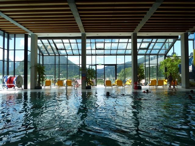 Alpenbad Pfronten - Schwimmbecken drinnen