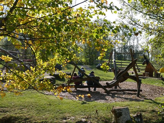 Spielplatz Am Hasengarten in Rettenberg