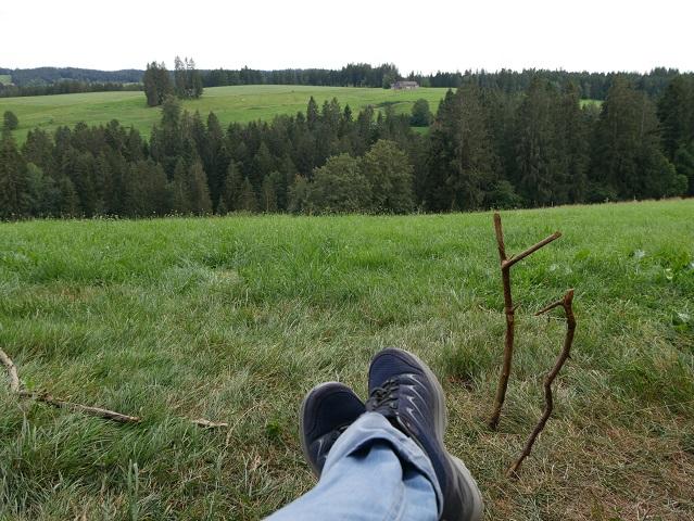 BWestallgäuer Hügellandschaft bei Weiler