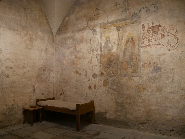 Das Gefängnis im Wassertor in Isny