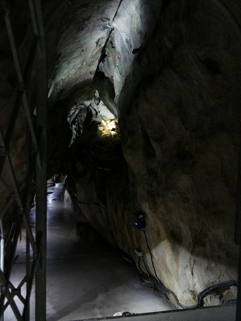 Blick in die Sturmannshöhle