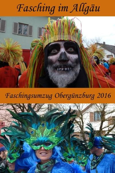 Faschingsumzug Obergünzburg 2016