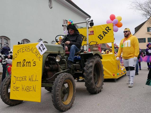 MMs aus Hopferbach im Fasching