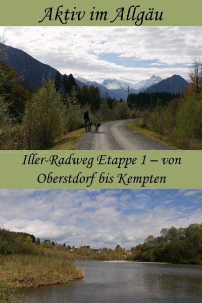 Iller-Radweg - Etappe 1