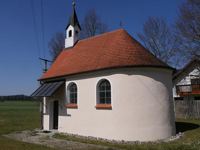 Kapelle zur Hl Kümmernis in Obergammenried