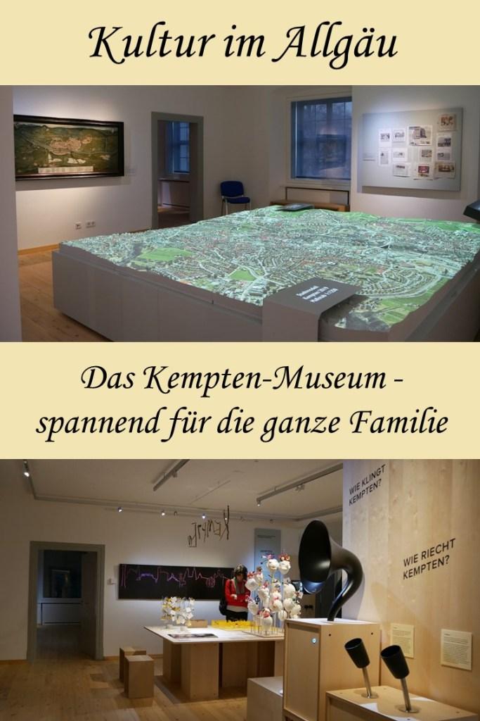 ein virtueller Rundgang durchs Kempten-Museum im Zumsteinhaus