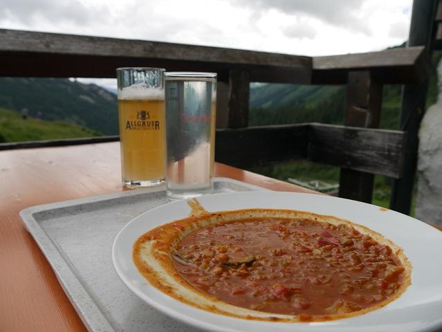 Bergtour aufs Steinmandl - Einkehr in der Schwarzwasserhütte