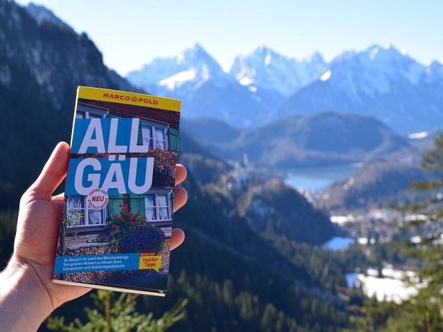 Allgäu-Reiseführer Marco Polo Allgäu 13. Auflage 2021