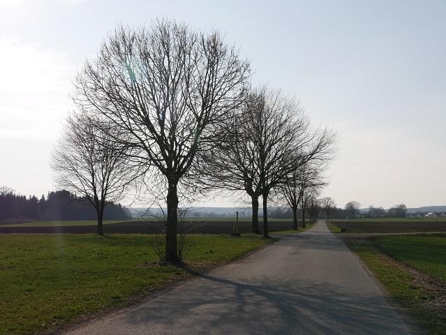 Radweg von Stockheim nach Bad Wörishofen
