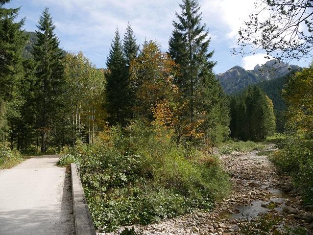 Brücke über den Kenzenbach