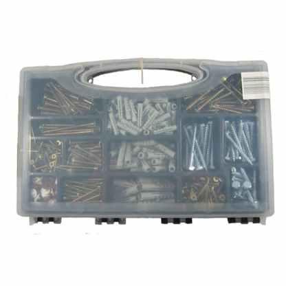 Spanplatten - und Schlüsselschrauben