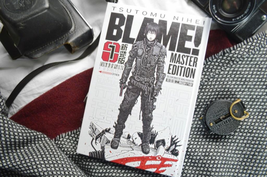 Rezension | Blame! Master Edition 1 von Nihei | Manga