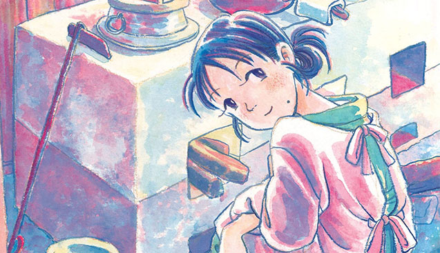 Rezension | In this corner of the world von Fumiyo Kouno