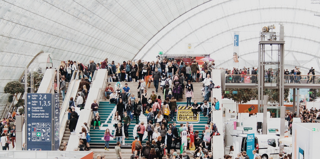 Last Minute Tipps | Minimalistisch auf  die Leipziger Buchmesse