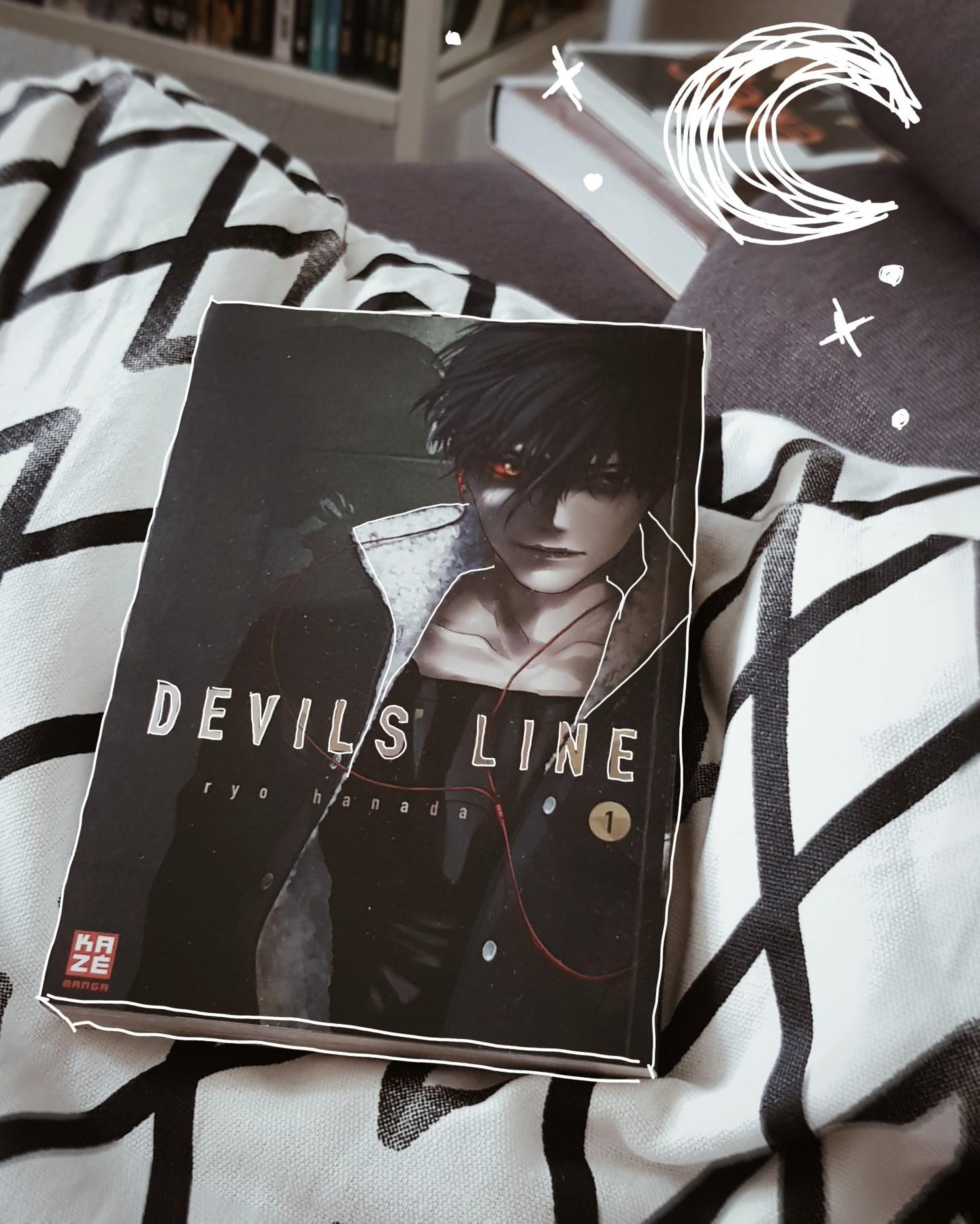 Rezension | Devils' Line 1 von Ryo Hanada