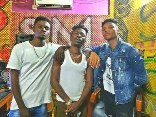 DJ Vyrusky features Kuami Eugene, Shatta Wale and Kidi on his new song titled Baby.