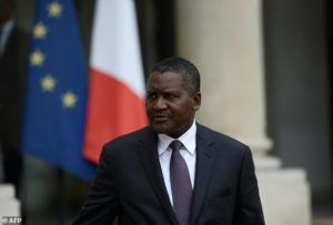 I Withdrew 10M Dollars Cash Just To Confirm How Rich I Am - Alinko Dangote