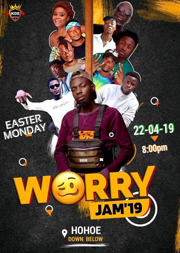 Planett Machete Readies to Serve the 2nd Edition of Worry Jam on April 22