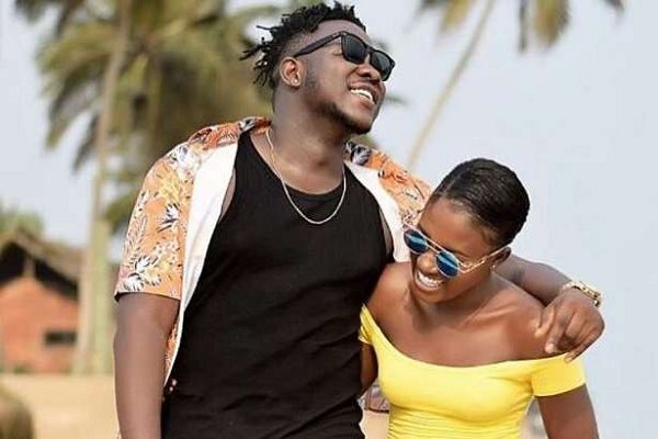 Photo: Is Fella MakafuI Having Problems With Her Man?