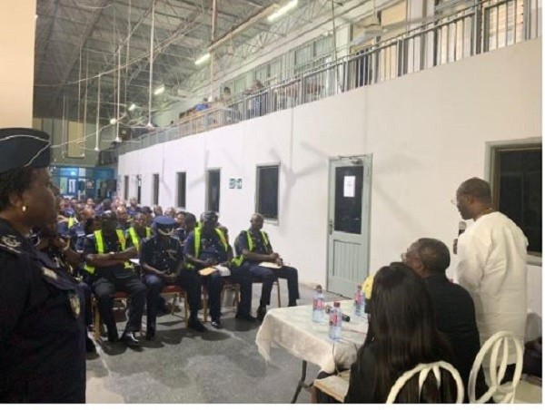 20 Customs Officers Given Immediate Transfer For Non-Performance After Minister's Surprise Visit