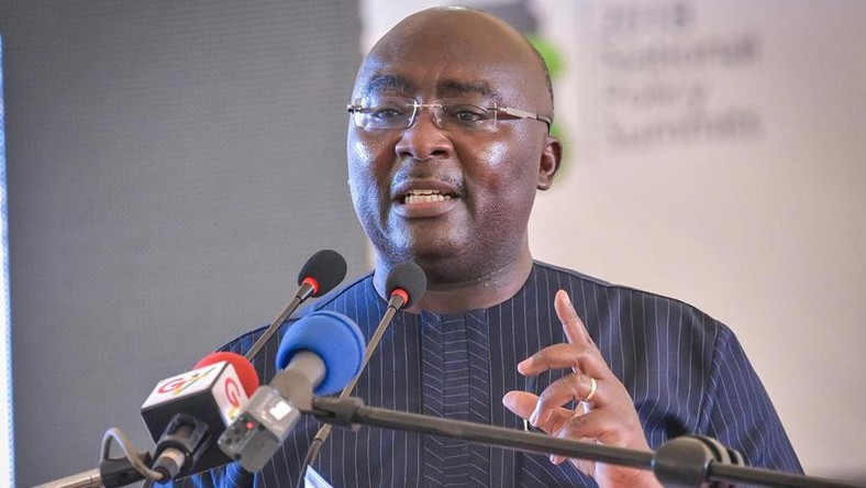 Dr. Bawumia Mocks General Mosquito For Acquiring Masters In International Politics And Defence