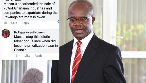 Finally; Dr. Nduom Releases List Of 4,200 Companies, Institutions, Schools And Individuals Owing Him Up To 423 Million Cedis