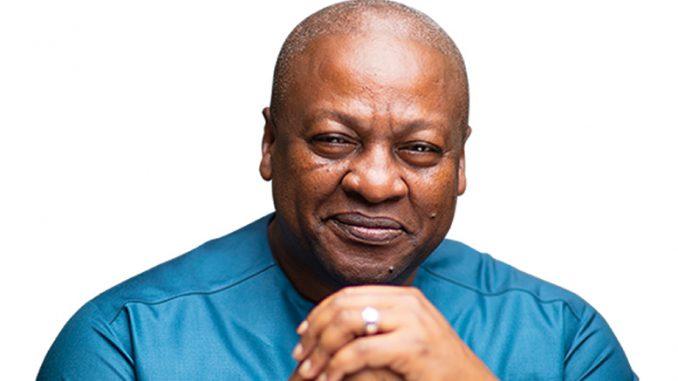 I'll Fix Akufo Addo's Mess In 2020 - John Mahama