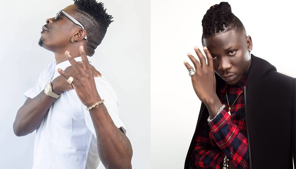 Myself And Shatta Wale Deserve To Be Treated Specially - Stonebwoy