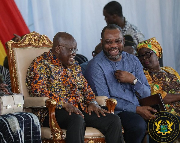 Akufo-Addo Is Destroying Napo's Political Career - Yamoah Ponkoh