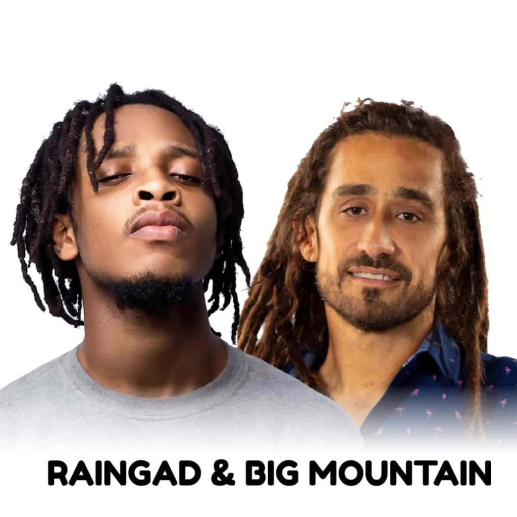 Audio: Star Studded American Music Group, Big Mountain Releases New Single Featuring Raingad From Ghana