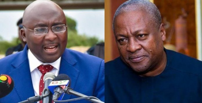 NDC Increased Electricity Tarrifs Over 166% In 4 Years - Dr. Bawumia